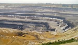 základní důlní mapa