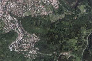 letecké snímkování